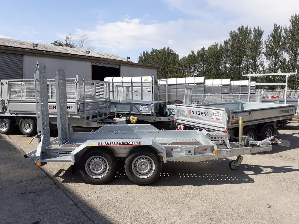 Brian james plant trailer