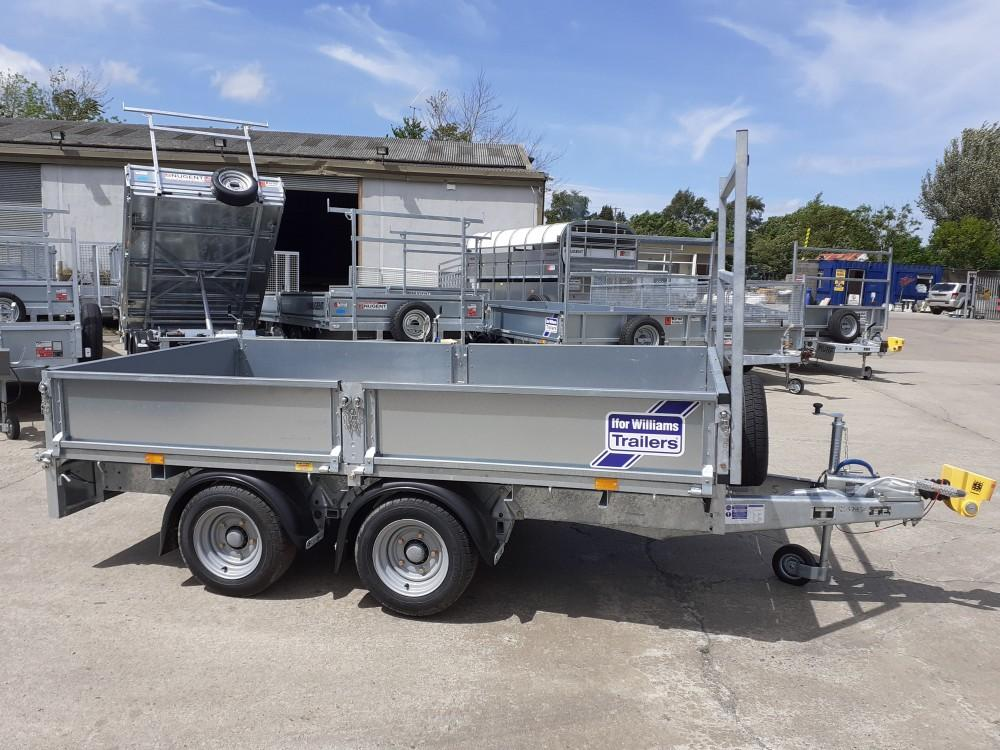 Ifor Williams Lm105 10 x 5'6