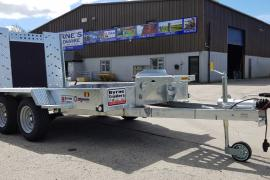 Brian James, Ifor Williams & Indespension Trailers for Sale