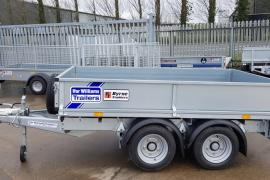 New ifor williams LM85 8x5 dropside