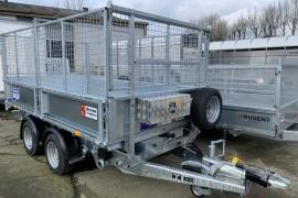 New Ifor williams TT3017 10 x 5'6 Tipper