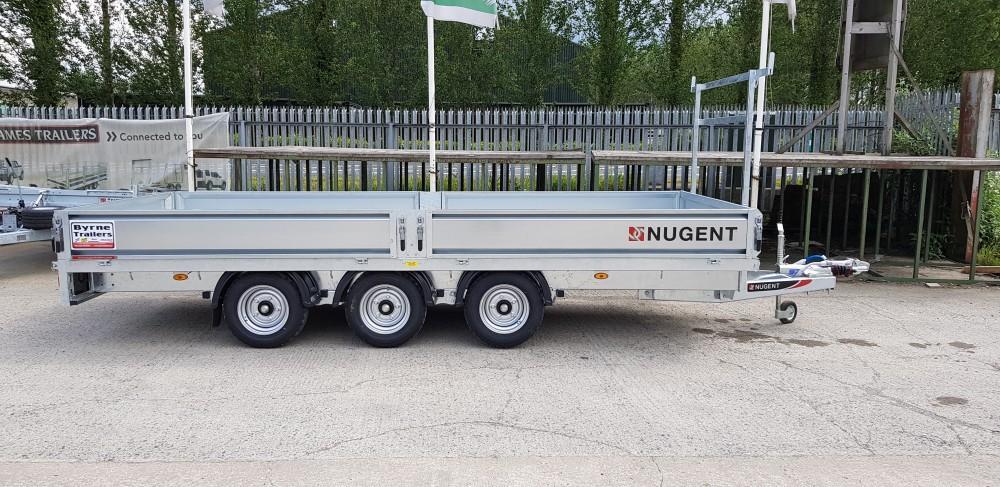 New Nugent 16 x 6'6<p>