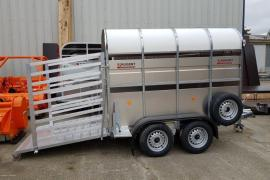 New Nugent 8x5 cattle Trailer