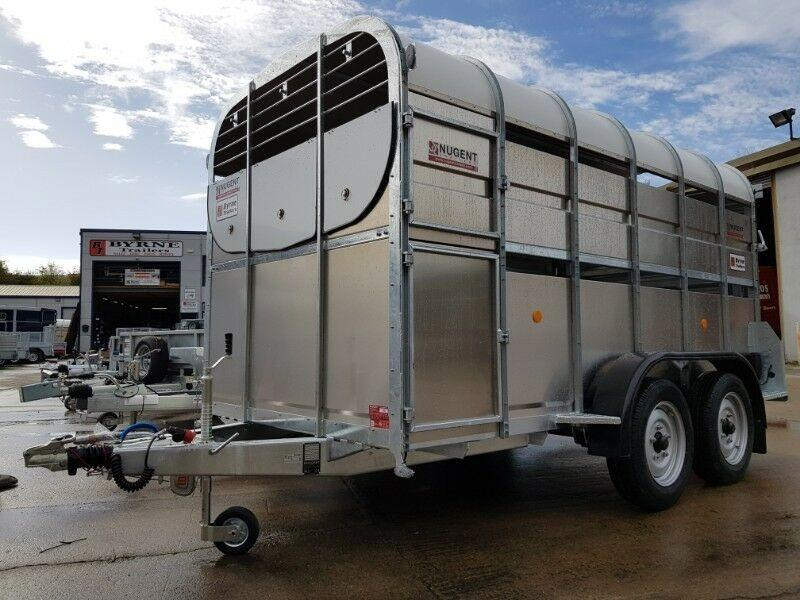 Official  Nugent Trailers Dealers Ireland