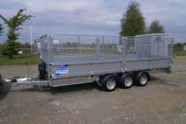 New Ifor Williams dropside Trailers for sale