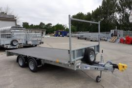 Ifor williams Lm146 twin axle