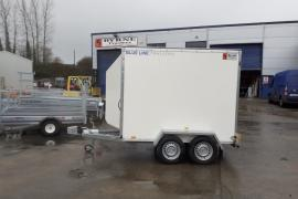 New Blueline Box Trailer