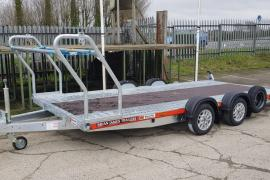 New Brian James A4 Car Transporter
