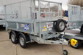 New Ifor williams 8x5 tipper