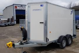 New Ifor Williams BV105G 10 foot Box Trailer