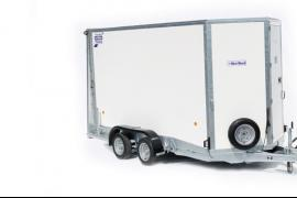 New Ifor williams Bv126 12 x 6 box trailer