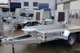 New Nugent 10 foot plant trailer