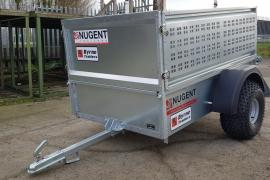 New nugent quad trailer