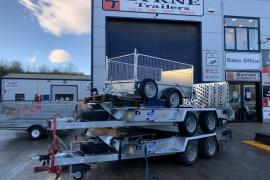 New & Used Ifor williams Trailers for sale