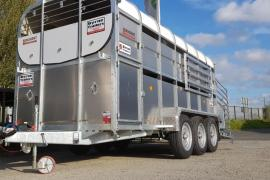 Nugent 14 x 6 sheep trailer