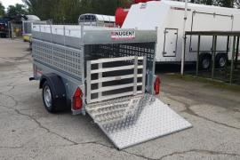 Nugent pig sheep Trailer