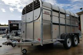 Official Nugent Trailer Dealers Ireland