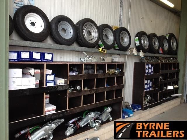 Byrne Trailers Used Trailers